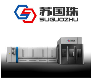 5~7L Edible Oil Sgz-4tb Pet Blowing Machine