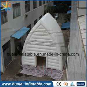 Customized Outdoor Camping Event Inflatable House Tent with Small Door pictures & photos
