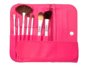 Travel Cosmetic Makeup Brush (7PCS) pictures & photos
