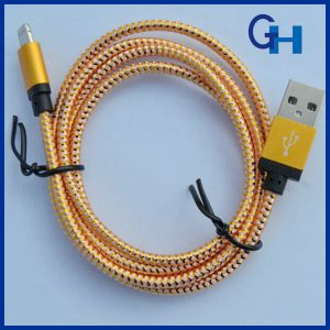2016 Hottest Lustrous Data Cable Charging Cable Mobile Auto Data Link Cable for Nokia Phone Samsung Charger