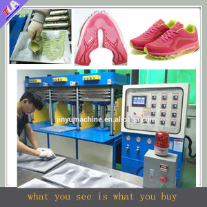 Good Quality Kpu Shoes Upper Cover Making Machine pictures & photos