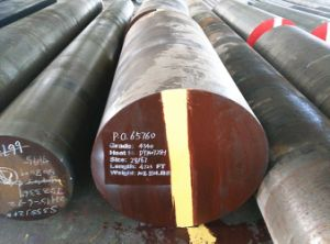SAE4340 Forged Tool Steel, Alloy Steel Bars pictures & photos