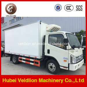 Foton 4X2 5ton Refrigerator Truck pictures & photos