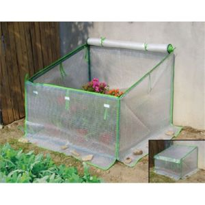 Mini Greenhouse - Cold Frame with PE Cover pictures & photos