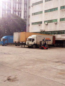 Logistics Service From Shenzhen to Hongkong pictures & photos