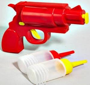 3PCS Condiment Gun Set/Kitchenware/Kitchen Flavoring Utensils pictures & photos
