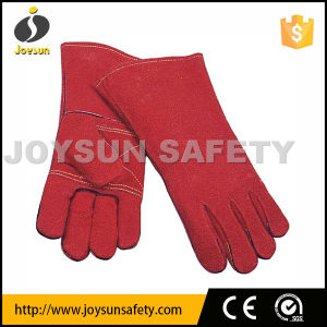 Welding Leather Glove (WCBR04)