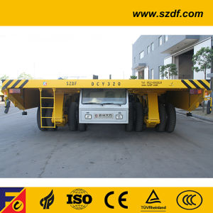 DCY320 Self Propelled Heavy Duty Hydraulic Platform Shipyard Transporter pictures & photos