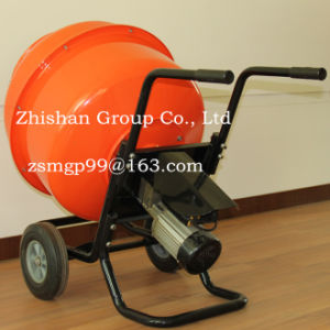Cm135s (CM50S-CM350S) Portable Electric Gasoline Diesel Concrete Mixer pictures & photos