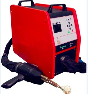 Portable Type Digital Induction Heating Machine (DIH-18KW) pictures & photos