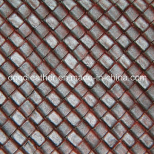 Most Fashion Semi-PU Furniture Leather (QDL-51018) pictures & photos