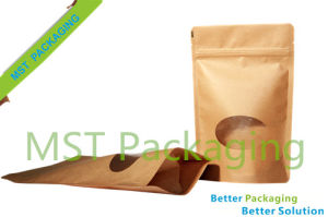 Kraft Paper Pouch for Food / Packaging Bag pictures & photos