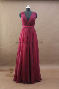 Wholesale New Fashion Ladies Maxi Party Prom Gown Evening Dress