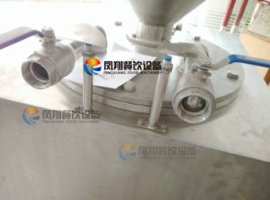 GS-30b Double Yube Type Automatic Sausage Filler Machine pictures & photos