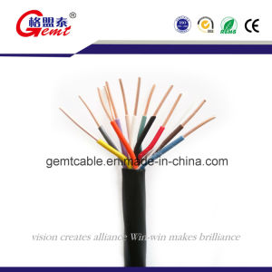 Copper Conductor PVC Insulated Multi Cores BVV Cable pictures & photos