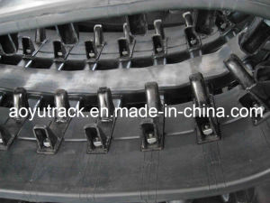 Cheap Price Rubber Tracks for Hagglund BV206 pictures & photos