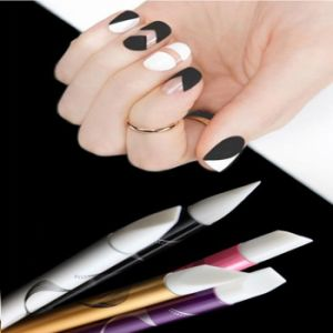 Nail Art Paint DOT Draw Pen Brush for UV Gel DIY Decoration Tools pictures & photos