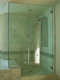 Clear Float Toughened Bath Glass Shower Door Glass pictures & photos