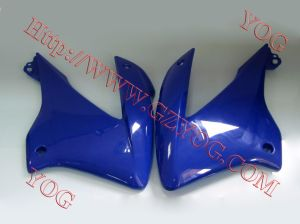Yog Motorcycle Spare Parts Tank Side Cover Bizz-200gy pictures & photos