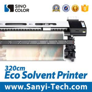 Sinocolor Sj-1260, 3.2m Dx7 Large Format Printer pictures & photos