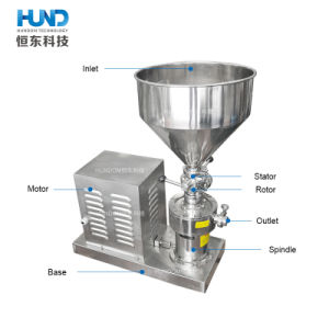 Stainless Steel Water Powder Milk Mixer pictures & photos