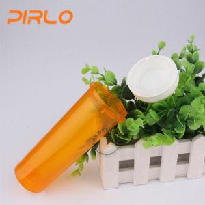 30ml 50ml 60ml 80ml 120ml 160ml 240ml Child Safety Pharmacy Bottle Tablet Pill Vial Packaging Plastic Reversible Vials pictures & photos