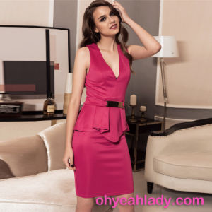 New Arrivals Women Sexy Bodycon Dress pictures & photos
