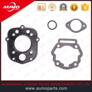 Cylinder and Muffler Gasket Set for Derbi 80cc pictures & photos