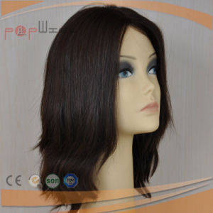 Human Hair Last Long Wig (PPG-l-0061) pictures & photos