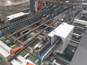 Automatic Carton Folding and Gluing Machine (JHH-1450) pictures & photos