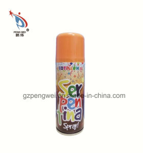 150ml Party Silly String with Toy-Gun pictures & photos