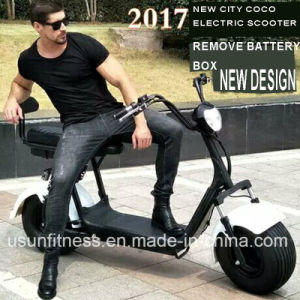 New Remove Battery Electric Scooter Motorcycle Citycle with Ce pictures & photos
