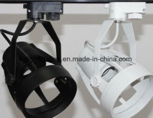 LED E26 E27 35W PAR Lampada PAR30 35W Riflettore White Black Spotlight pictures & photos