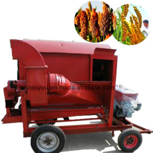 Multifunctional Wheat Corn Rice Maize Thresher Threshing Machine pictures & photos
