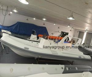 Liya 6.6m Rib Hypalon Inflatable Boat China Rib Boats Orca pictures & photos