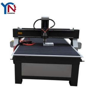 Well Used CNC 6040 4 Axis for Wood Stone Acrylic pictures & photos