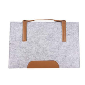 Fashion Multiple Colors Felt Laptop Sleeve Bag pictures & photos