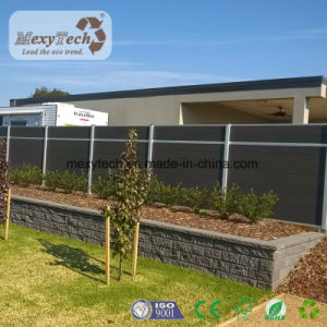 New Design Garden WPC Fence System pictures & photos