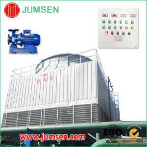 FRP Industrial Cross Flow Square Cooling Tower System pictures & photos