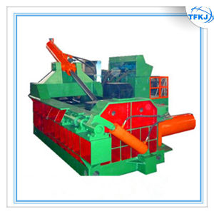 Y81f-2500 Turn out Type Hydraulic Scrap Metal Baler (Factory price) pictures & photos