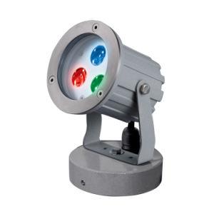 3W/9W IP65 Outdoor LED Spot Landscape Light, Garden Lighting pictures & photos
