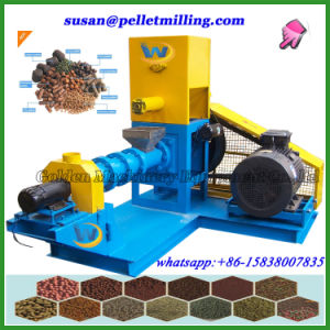 Manufacturer Floating Fish Feed Food Pellet Making Machine pictures & photos