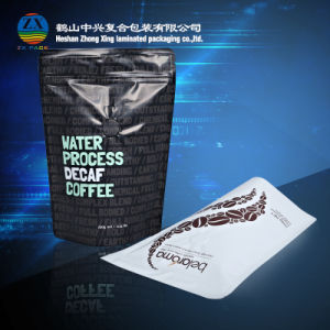 Plastic Coffee Bag Wih Valve, Food Pouch with Walve pictures & photos