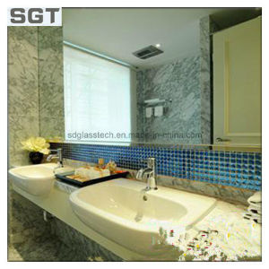 3-8mm Environmentally Friendly Copper Free Aluminum Free Bath Mirror pictures & photos