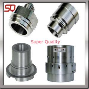 Custom Precision Aluminum CNC Turning Lathe Machining Parts pictures & photos