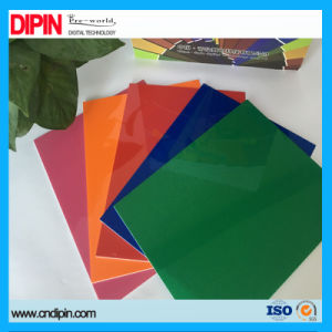 ABS Sheet Double Color Sheet pictures & photos