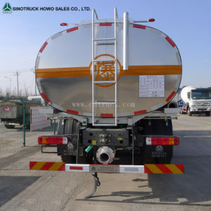 Sinotruk HOWO 6X4 10 Wheelers Oil Petroleum Fuel Tank Truck pictures & photos