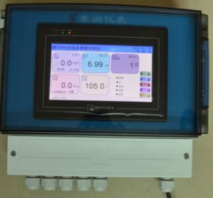 Aquaculture Water pH Ec Do Turbidity Temperature 5 in 1 Controller pictures & photos