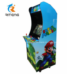 OEM Super Mario Game Box Arcade Game Machine pictures & photos