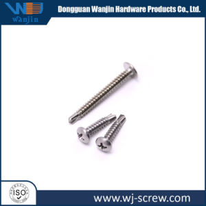 Truss Phillips Head Drilling Tail Self-Tapping Screws pictures & photos